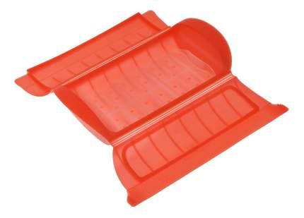 Конверт для запекания силиконовый (цвет : красный) +Цитрус- спрей в ПОДАРОК!