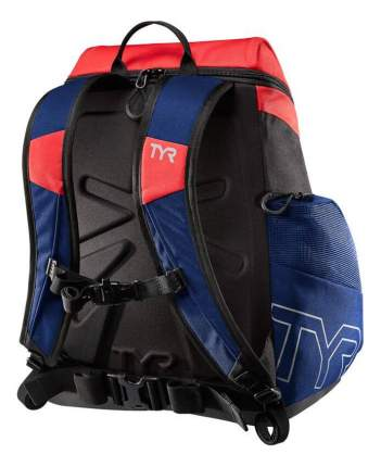 Рюкзак для плавания TYR Alliance LATBP30 30 л синий (404)