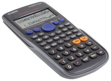 Калькулятор Casio FX-82ESPLUS Серый, черный