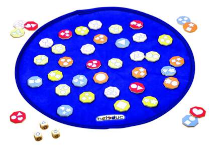 Семейная настольная игра Beleduc Шейпи 22414
