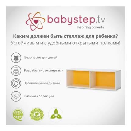 Стеллаж для хранения игрушек Babystep Классика 400 горизонтальный
