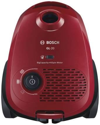 Пылесос Bosch GL-20 GL-20 BGL2UC110 Red/Black