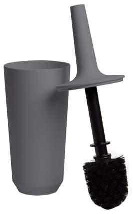 Ершик для туалета Umbra Corsa Тёмно-серый