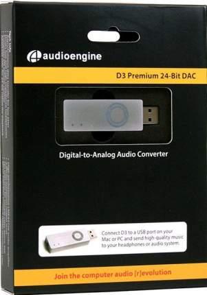 ЦАП Audioengine D3 Silver