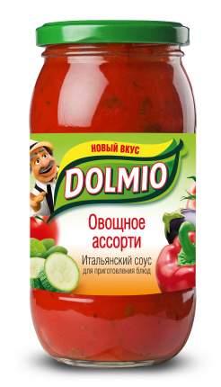 Итальянский соус Dolmio  для приготовления блюд овощное ассорти 500 г