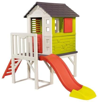 Игровой домик Smoby Toys Летний отдых на опорах 810800