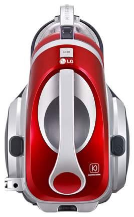 Пылесос LG  VC83101UHAQ Red