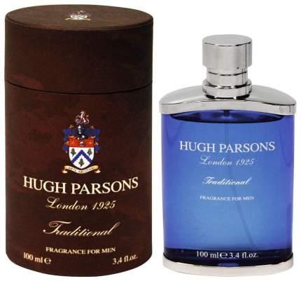 Парфюмерная вода Hugh Parsons Traditional 100 мл