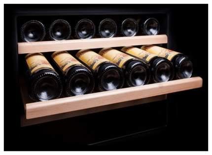 Встраиваемый винный шкаф Dunavox DAB-36.80DW