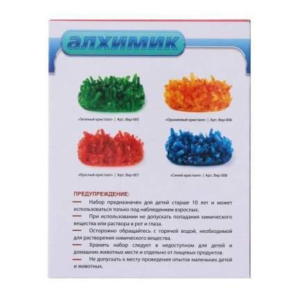 Набор для выращивания кристаллов Lori красный кристалл