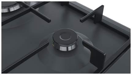 Встраиваемая варочная панель газовая Bosch PGP6B3B60R Black