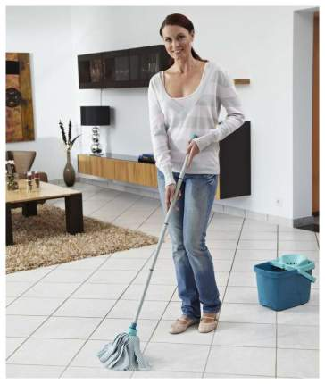 Швабра Leifheit mop wet 140 см