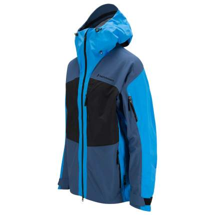 Куртка Peak Performance Heli Gravity, blue, L INT