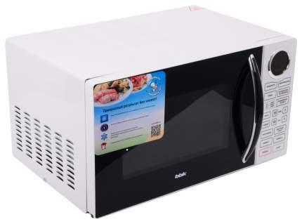 Микроволновая печь с грилем BBK 23MWG-930S/BW white/black