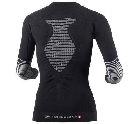 Лонгслив X-Bionic Energizer MK2 Shirt Long Sleeves 2019 женский черный, L/XL