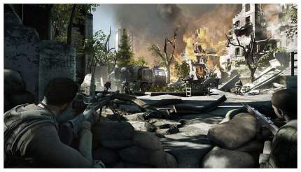 Игра Снайпер: Воин-Призрак 2 для PC