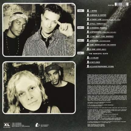 "Виниловая пластинка The Prodigy ""Music For The Jilted Generation"" (LP)"