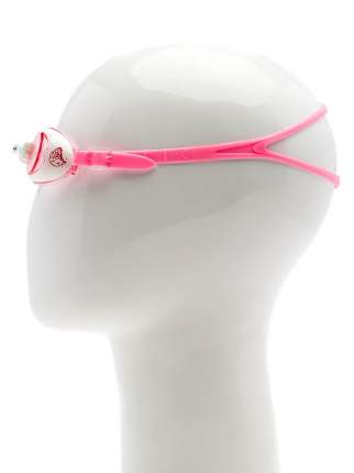 Очки для плавания Larsen DR15 розовые