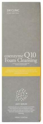 Пенка для умывания 3W Clinic Coenzyme Q10 Foam Cleansing 100 мл