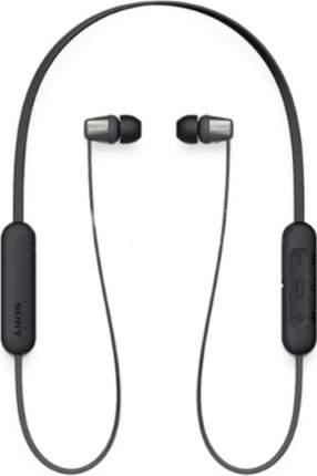 Беспроводные наушники Sony WI-C310 Black