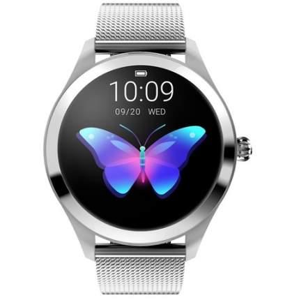 Смарт-часы Kingwear KW10 Silver