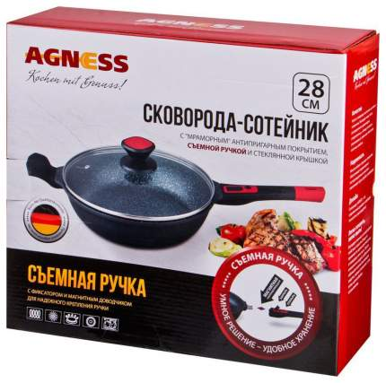 Сковорода Agness 946-006