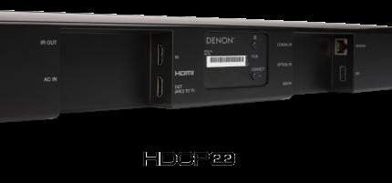 Саундбар Denon DHTS516HBKE2