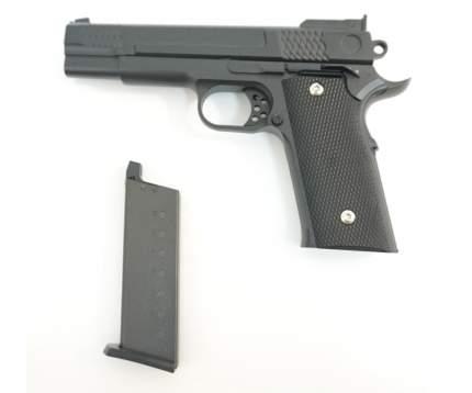 Страйкбольный пружинный пистолет Galaxy  Китай (кал. 6 мм) G.20 (Browning)