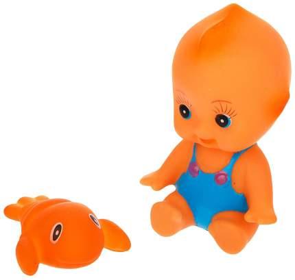 Игрушки для ванной, набор «Пупс в яйце 2» Крошка Я