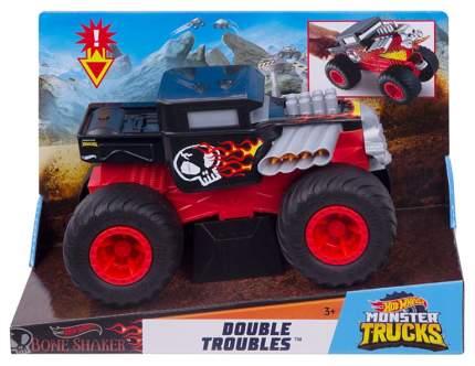 "Машинка ""Хот Вилс"" - Монстр трак-трансформер, 1:24 Mattel"