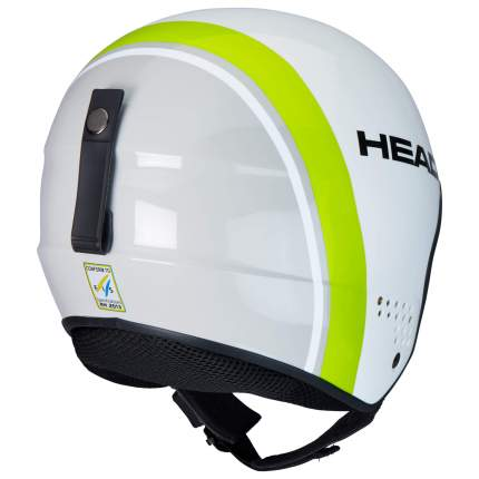Горнолыжный шлем Head Stivot Race 2020 white/grey, L