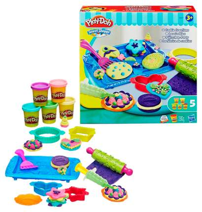 Игровой набор Play-Doh Магазинчик печенья B0307EU8/B0307121