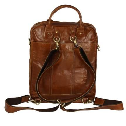 Рюкзак кожаный Bufalo TR-01 Camel
