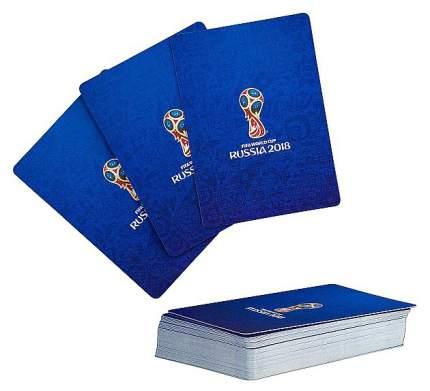 Карты игральные Миленд FIFA 2018 синие