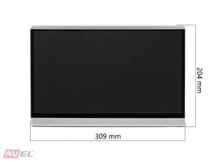 "Навесной монитор 13,3"" AVEL на подголовник AVS1220AN (#01) на Android"