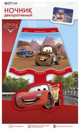 Ночник детский Фотон Disney/Pixar Тачки 22967 декоративный