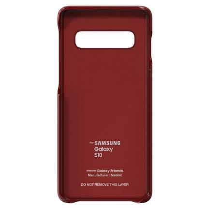 Чехол Samsung для S10 Marvel Multicolored