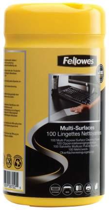 Чистящее средство для экранов Fellowes FS-99715 100 шт