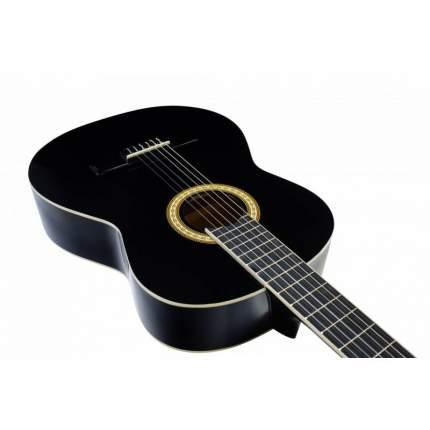 Классическая гитара VESTON C-45 A BK 4/4