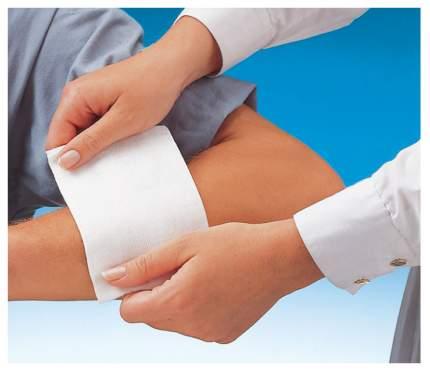 Салфетки Sterilux ES марлевые стерильные 7,5 х 7,5 см 8 слоев 17 нитей 10 шт.