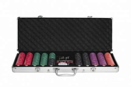 Набор для покера Partida Luxury Ceramic на 500 фишек