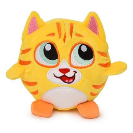 1 TOY Плюшевая игрушка Мняшки Хрумс. Мура Хрумс, 18 см Т14285