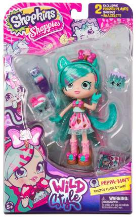 Кукла Shopkins Shoppies Пеппа Минт 56831