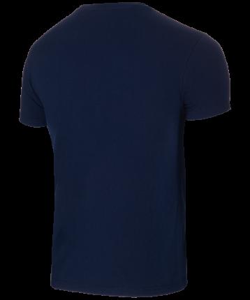 Футболка Jogel JCT-5202-091, темно-синий/белый, L INT