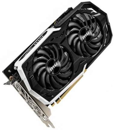 Видеокарта MSI GeForce GTX 1660 Ti ARMOR 6G OC 6Gb