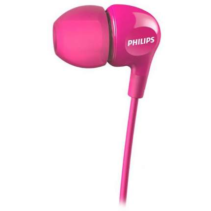 Наушники Philips SHE3550 Pink