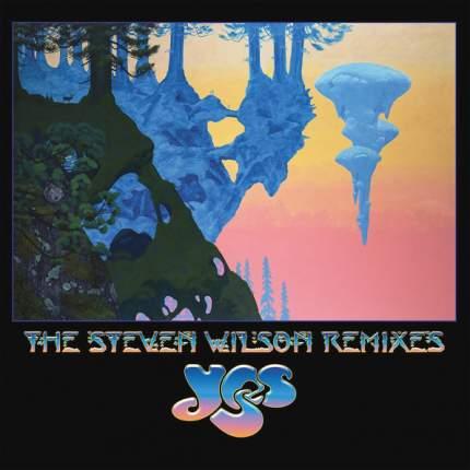 Виниловая пластинка Yes The Steven Wilson Remixes (50th Anniversary Edition)(6LP)