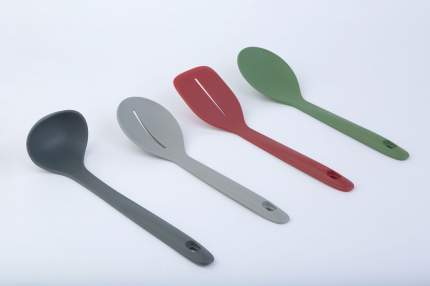 Набор кухонных принадлежностей Joseph Joseph Duo 80026 Белый, красный, зеленый, черный