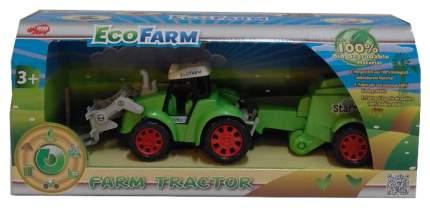 Строительная техника Dickie Toys Трактор-погрузчик 3475339