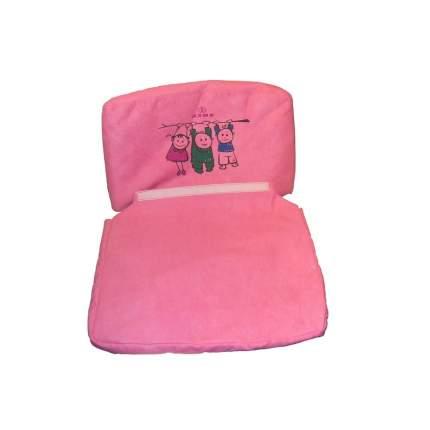 Чехол замшевый для стула ДЭМИ СУТ-01 И СУТ-02 (ЧДС-01) (цвет товара: розовый)